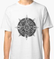 Mesoamerica - Aztec Calendar Classic T-Shirt