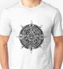 Mesoamerica - Aztec Calendar Unisex T-Shirt