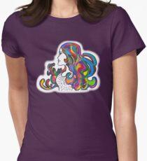 Rainbow Nouveau  T-Shirt