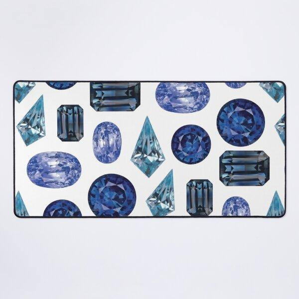 gemstone blue pack no.1 | Photos Desk Mat