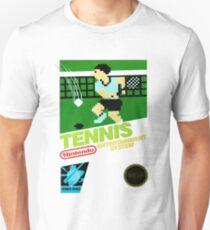 NES Tennis Transparent  Unisex T-Shirt