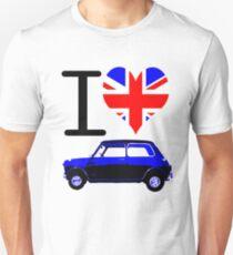 I love mini T-Shirt