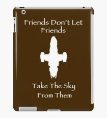 Friends Series - Firefly iPad Case/Skin