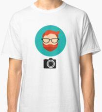 Photographer blogger Classic T-Shirt
