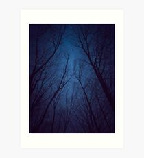 I Have Loved the Stars too Fondly Art Print