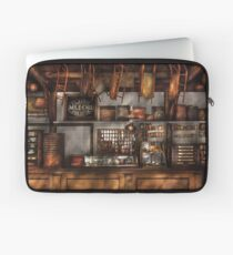 Old Fashioned Super Store Laptop Sleeve