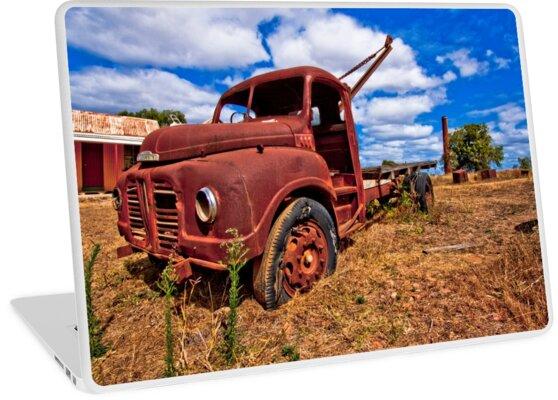 Rusty Austin by Ian Fraser