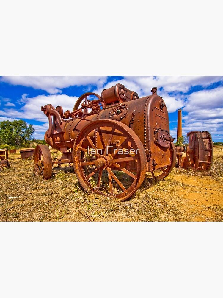 Rusty Steam by Mowog