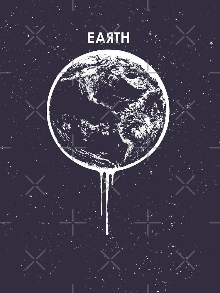 Melting Earth by barmalisiRTB