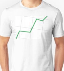 Statistic Up Unisex T-Shirt