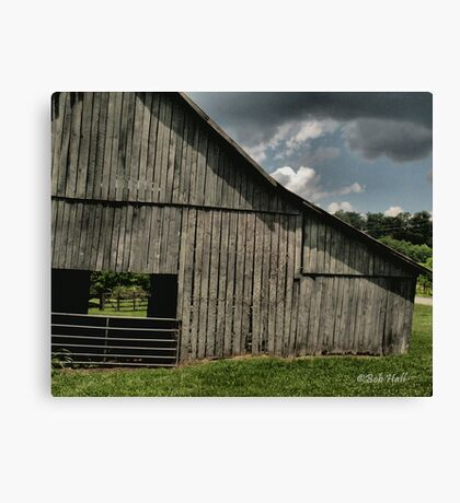 """FARMER'S HANGOUT""... prints and products Canvas Print"