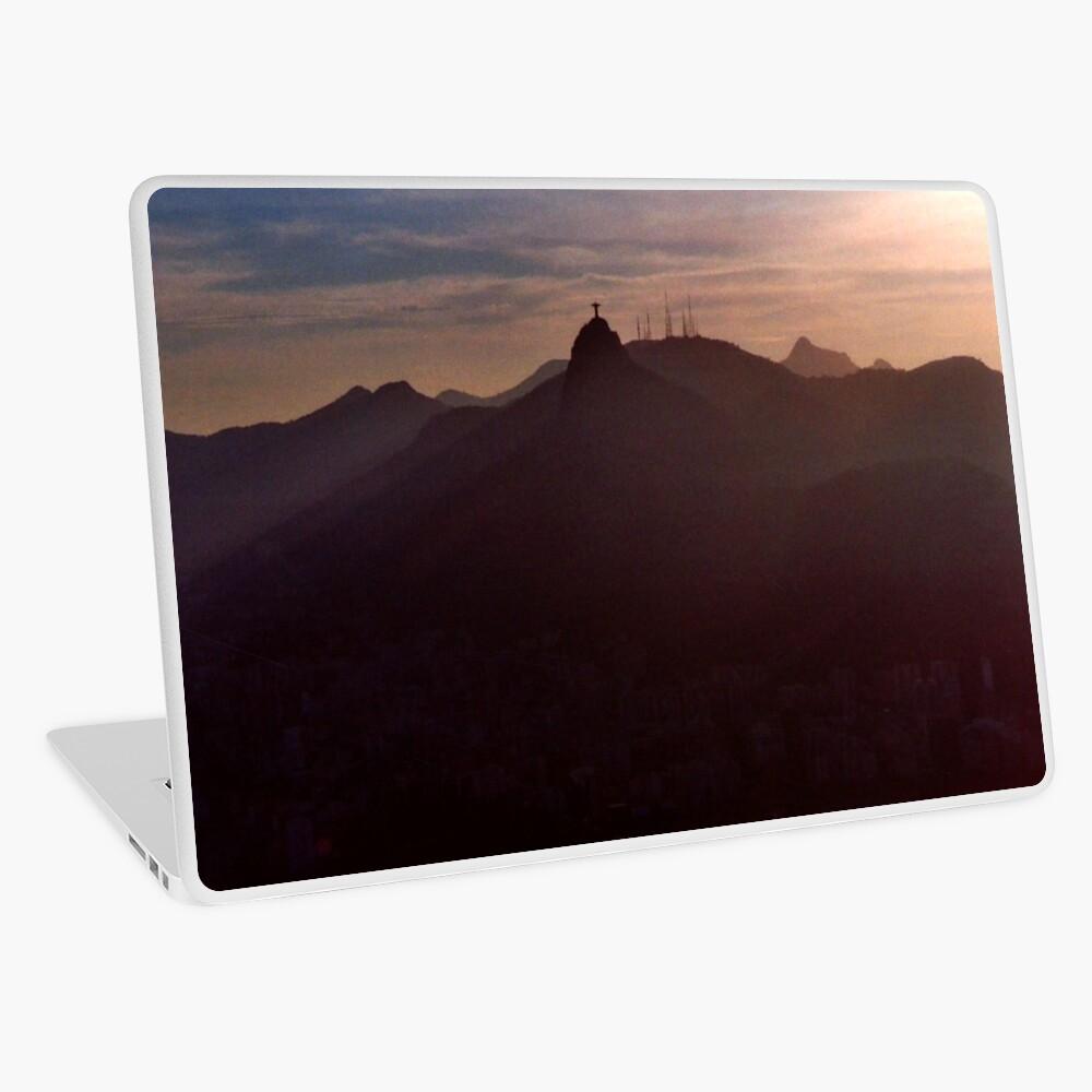 Sunset in Rio Laptop Skin