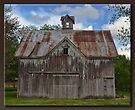 Arcola Barn by Sheryl Gerhard
