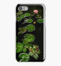 Lily Pad iPhone Case/Skin