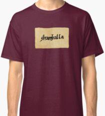 Doctor Strange Shamballa Wifi Password Classic T-Shirt