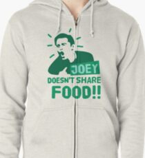 Joey doesn't share food! (Green) T-Shirt