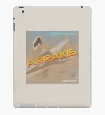 Dune Arrakis Vacation iPad Case/Skin