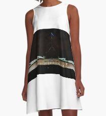 1146 Parliament House, Canberra A-Line Dress