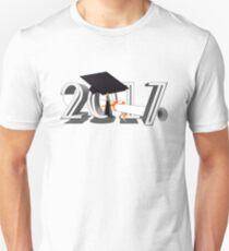 Graduation Class of 2017 Unisex T-Shirt