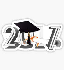 Graduation Class of 2017 Sticker