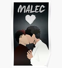Malec  Poster