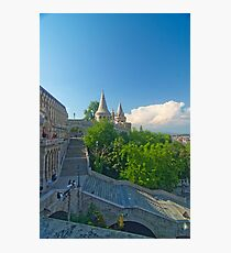 Buda & Pest, 2010, 64 Photographic Print