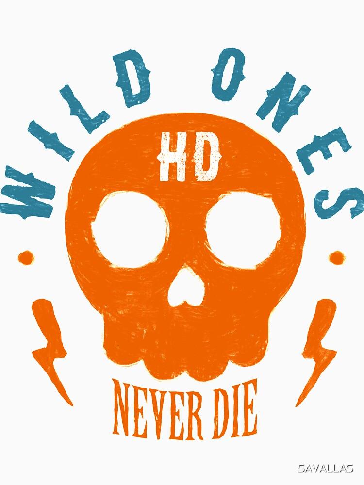 Wild Ones Never Die von SAVALLAS