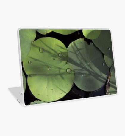Light and Shadows Laptop Skin