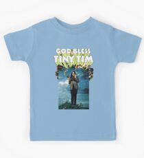 God Bless Tiny Tim Kids Tee