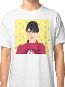Kathleen Hanna Classic T-Shirt