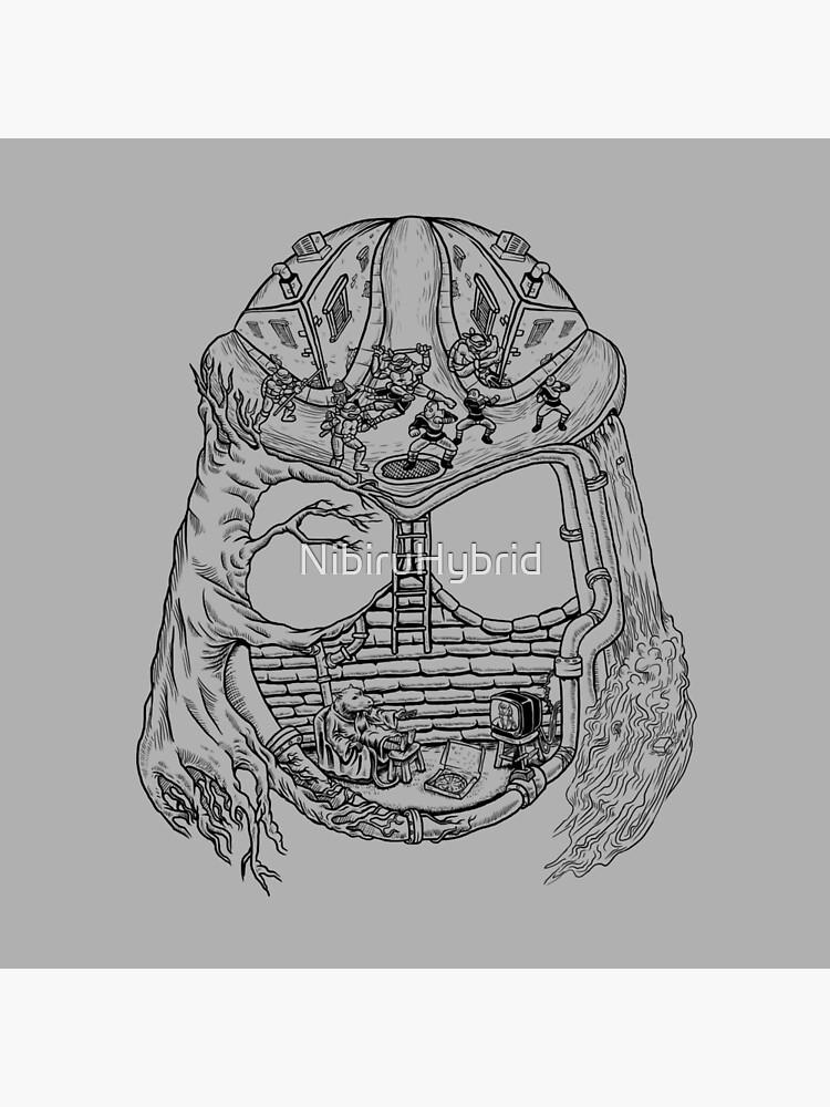 Shred Kopfschildkröten von NibiruHybrid