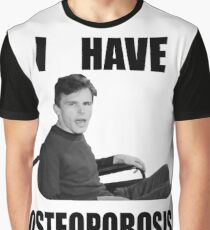 I Have Osteoporosis IDubbbztv Graphic T-Shirt