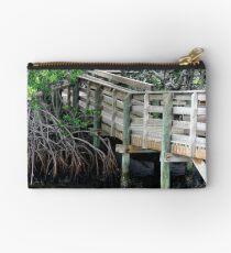 Boardwalk  Mangroves Studio Pouch