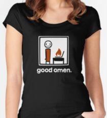 "TheMeatly - ""Bon Omen"" T-shirt échancré"