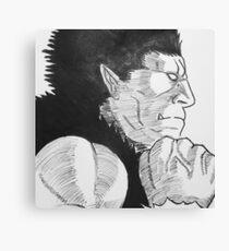 Nosferatu Zodd Canvas Print