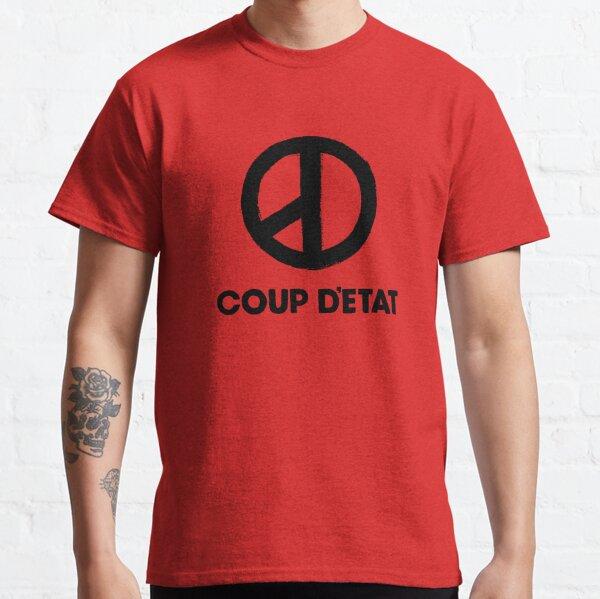 Coup detat - Logo Classic T-Shirt