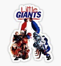 Little Giants Sticker
