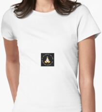 code Women's Fitted T-Shirt