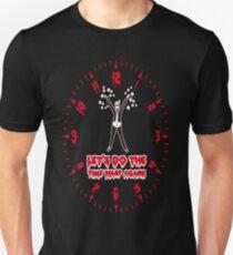Rocky Horror Time Warp Clock Unisex T-Shirt