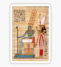 Amun & Mut Receive offerings Sticker