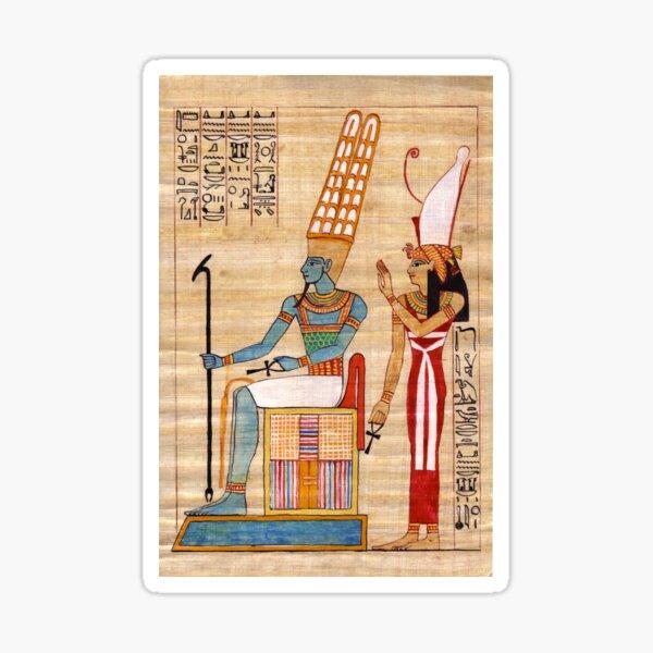 Amun & Mut Receive offerings Sticker