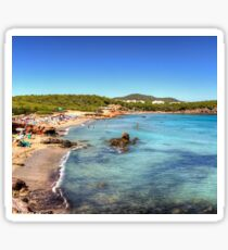 Cala Nova, Ibiza Sticker