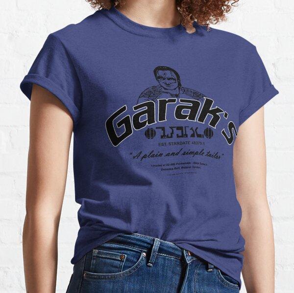 Star Trek: Deep Space Nine Garak's 'A plain and simple tailor'  Classic T-Shirt