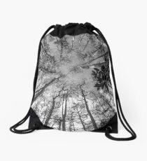 Soaring Cypress Drawstring Bag