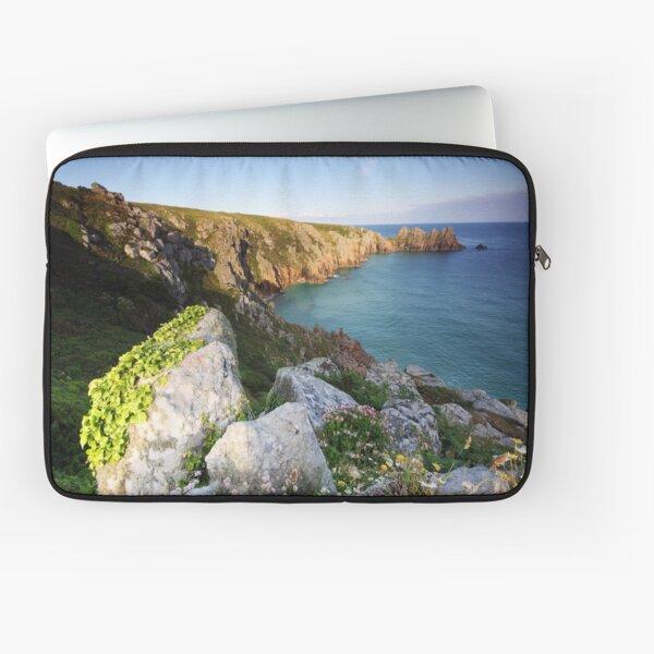 Logan's Rock - Cornwall Laptop Sleeve