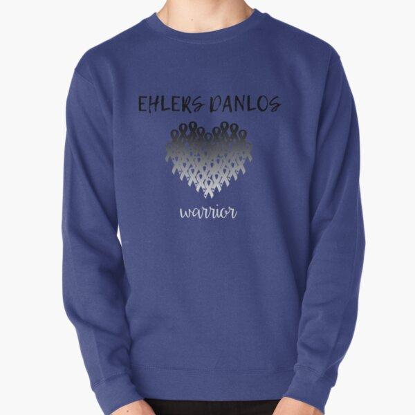 Ehlers Danlos Warrior Pullover Sweatshirt