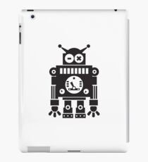 Cute Robot 6 iPad Case/Skin