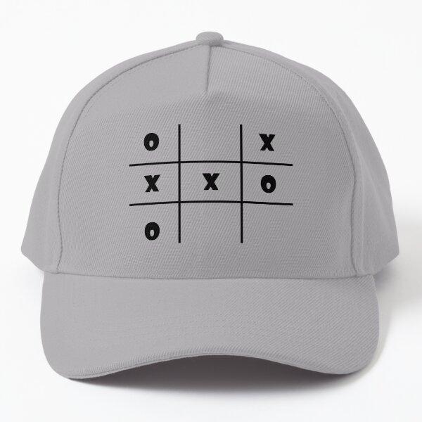 Tic Tac Toe Baseball Cap