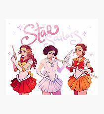star sailors Photographic Print