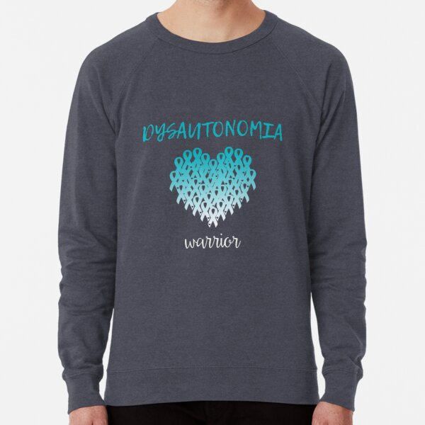 Dysautonomia Warrior Lightweight Sweatshirt